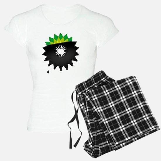 boycott bp tshirt  Pajamas