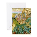 Dobrynia Rescued Greeting Cards (Pk of 10)