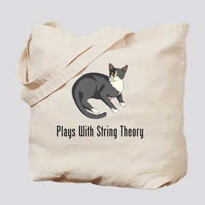 Plays With String Theory Tote Bag