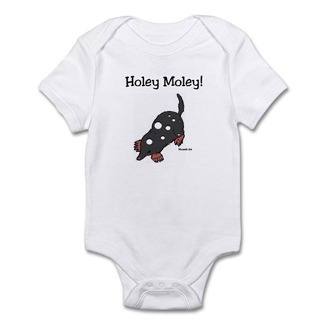 Holey Moley Infant Bodysuit