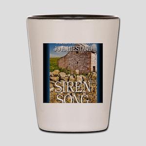 Siren Song notecard Shot Glass