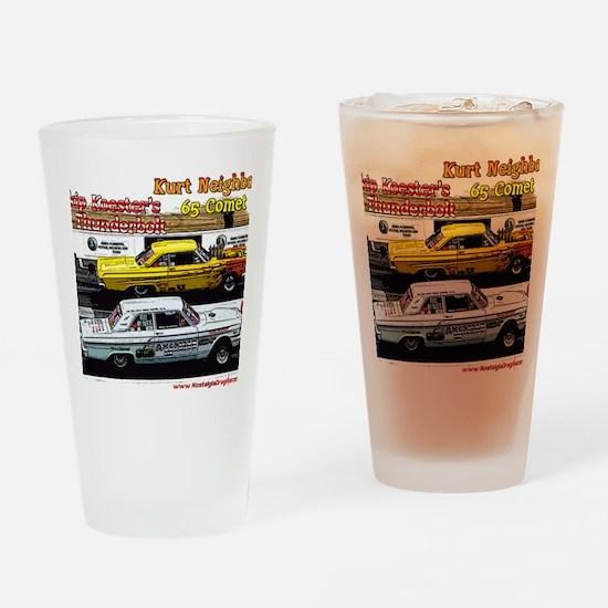 skipandkurt Drinking Glass