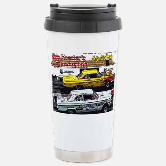 skipandkurt Stainless Steel Travel Mug