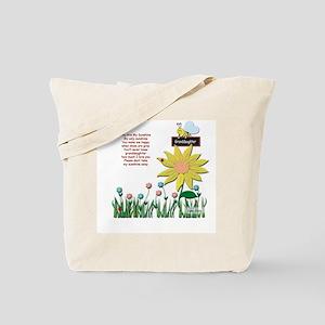 Granddaughter Keepsake Box Tote Bag
