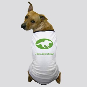 Born TO Run for black tees Dog T-Shirt