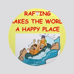 RAFTING Ornament (Round)