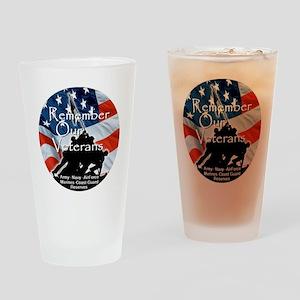 MemorialDayRem A Drinking Glass