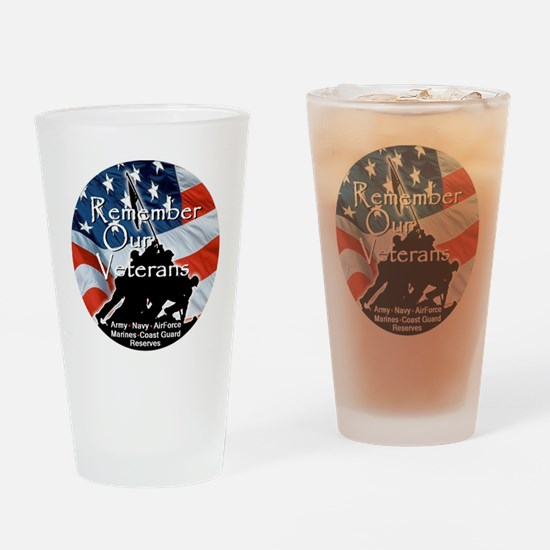 MemorialDayRem A Drinking Glass