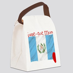 guattotmom Canvas Lunch Bag
