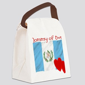 mommy2 Canvas Lunch Bag