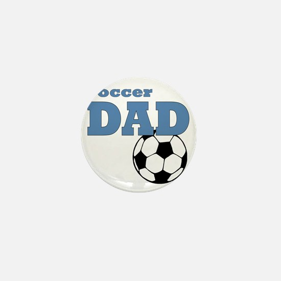 Soccer Dad Mini Button