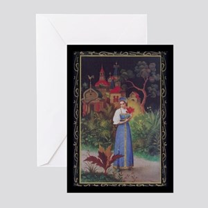 Fairytale Maiden Greeting Cards (Pk of 10)