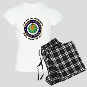 FAA_Logo_Color_FltA-patch Women's Light Pajamas