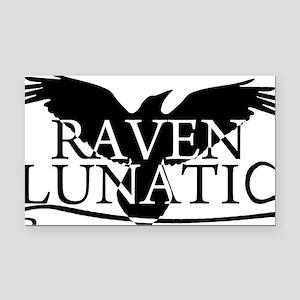 RavenLunaticb Rectangle Car Magnet