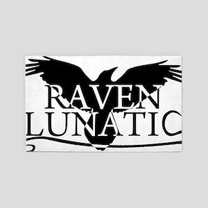 RavenLunaticb 3'x5' Area Rug