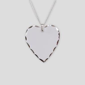 trauma sw Necklace Heart Charm