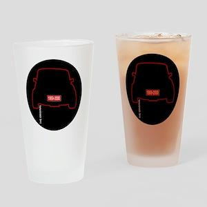 mini Round Drinking Glass