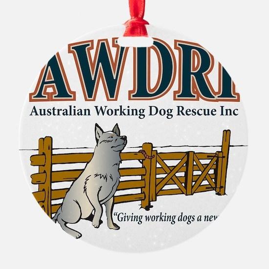 AWDRI Logo Ornament