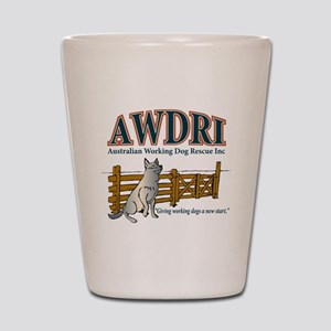AWDRI Logo Shot Glass