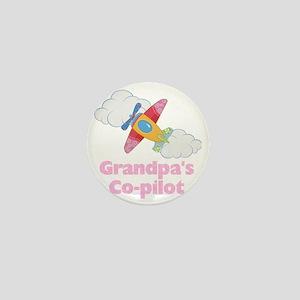 copilot girl Mini Button