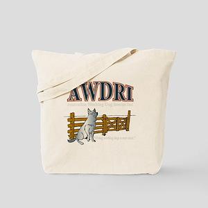 AWDRI Logo1 Tote Bag