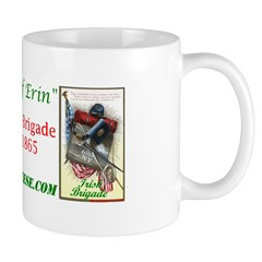 Pride of Erin/Irish Brigade - Mug