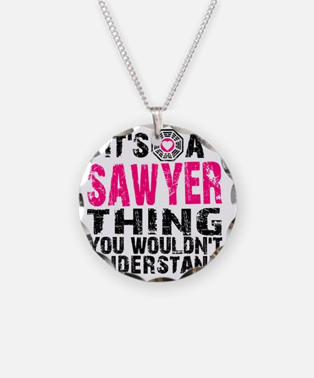 Sawyer Thing Necklace