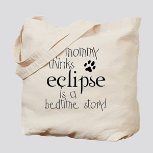 2-mommy_bed_ecl_kid Tote Bag