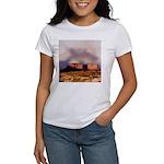 Monument Valley Storm Women's T-Shirt