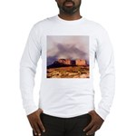 Monument Valley Storm Long Sleeve T-Shirt