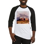 Monument Valley Storm Baseball Jersey