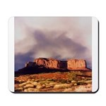 Monument Valley Storm Mousepad