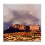 Monument Valley Storm Tile Coaster