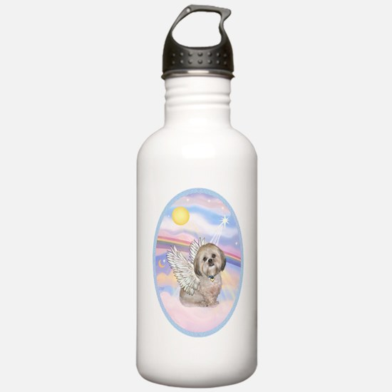 OvOrn-Clouds - Lhasa A Water Bottle