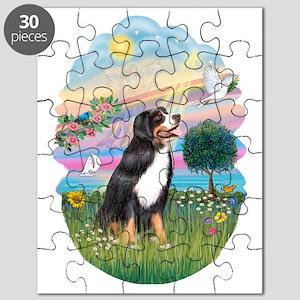 CO-CloudStar-Bernese Mountain Dog Puzzle