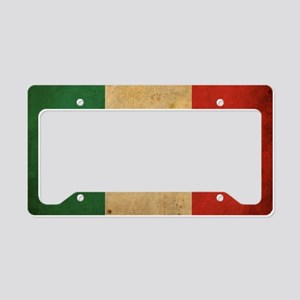 vintageItaly3 License Plate Holder