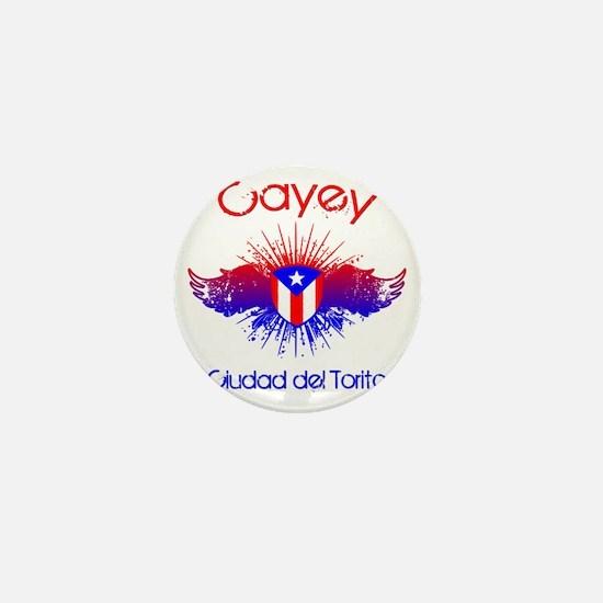 Cayey W Mini Button