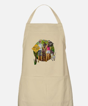 Cute Good days Light Apron