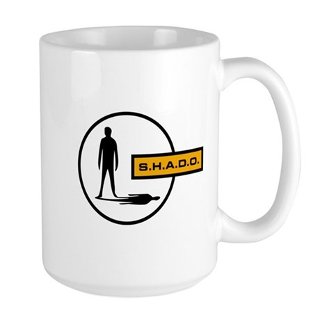 S.H.A.D.O. Large Mug