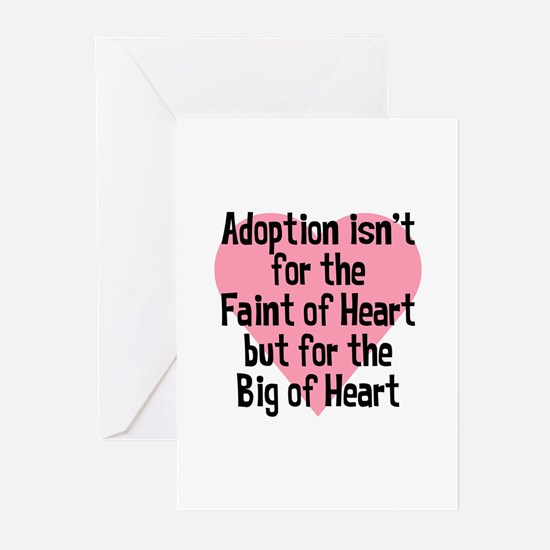 BIG OF HEART Greeting Cards (Pk of 10)
