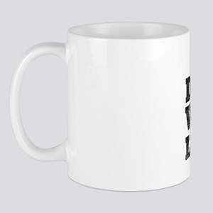 I DID NOT WIN THE LOTTERY BLACK Mug