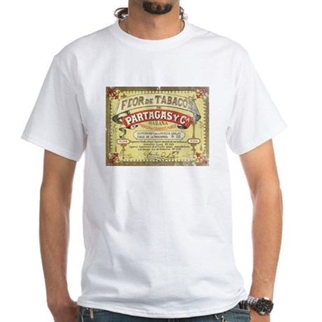CUBAN Cigars Flor de Tabaco - Retro T-shirt