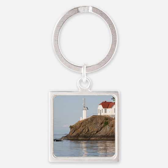 turnpoint-MP Square Keychain