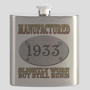 1933 Flask