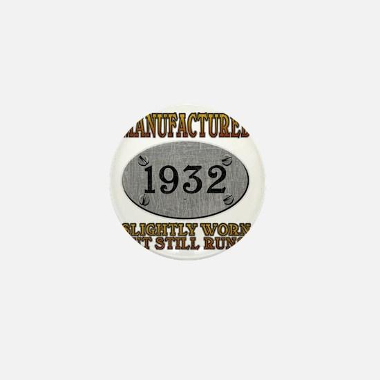 1932 Mini Button