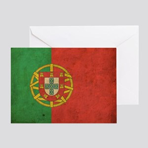 vintagePortugal3 Greeting Card
