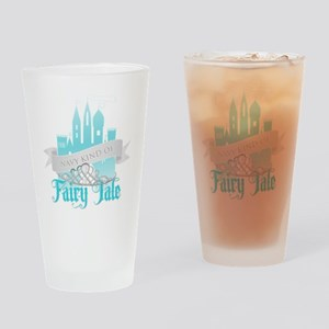 FairytaleNavy Drinking Glass