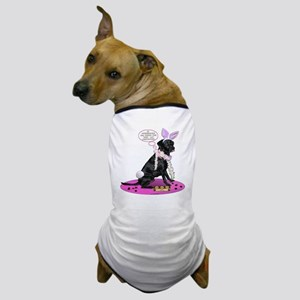 Black Lab Easter Dog T-Shirt