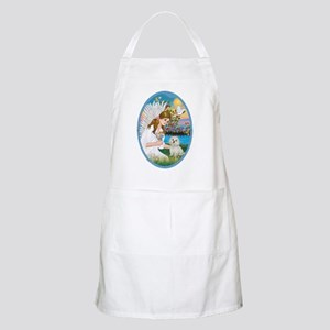 Angel Love - Maltese Apron