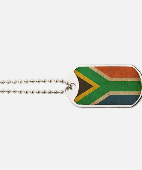 VintageSouthAfrica2 Dog Tags